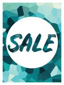 sale, discount, shopping